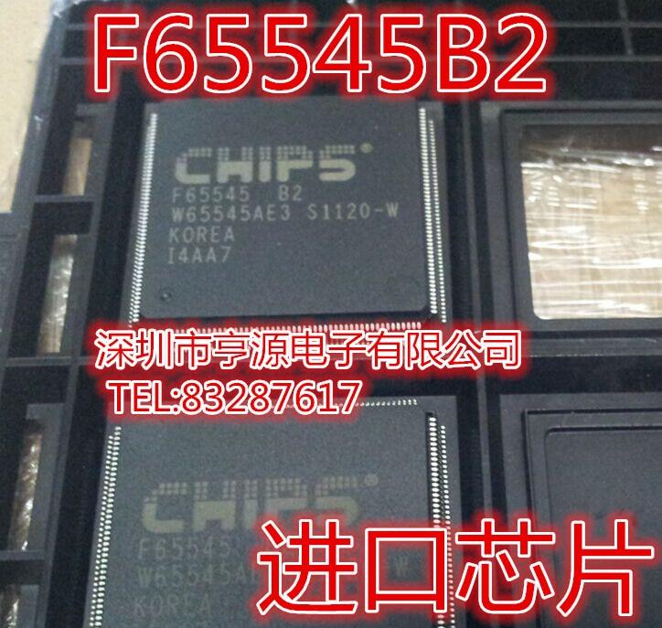 F65545 B2  VGA F65545B2  QFP-208