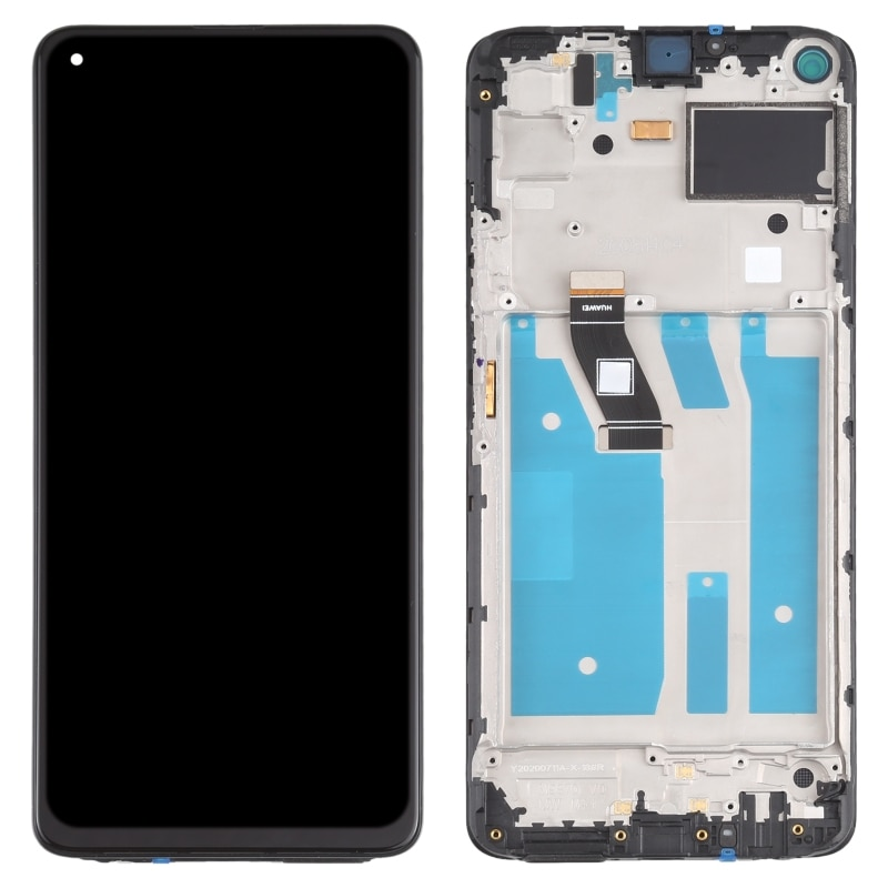 LCD Screen and Digitizer Full Assembly with Frame for Huawei Mate 40 Lite Mobile Phone LCD Display Replacement Parts enlarge