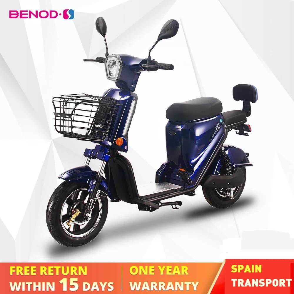 BENOD-دراجة نارية كهربائية ، دراجة كهربائية ، سريعة ، موفرة للطاقة ، الاتحاد الأوروبي