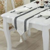 europe table runners modern chemin de table table runners for wedding party camino de mesa tafelloper tablecloth bed flag home
