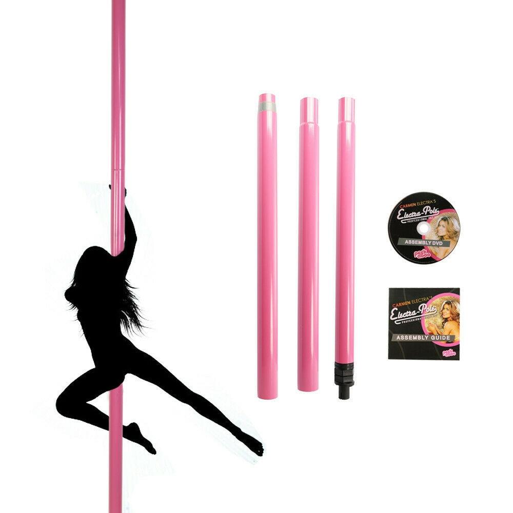 قطب رقص ثابت 50 مللي متر, رياضي/لياقة بدنية وردي