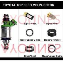 Kit de réparation dinjecteur de carburant   Pour TOYOTA Camry Celica MR2 RAV4 2.2l 2.0 23250-74140 23209-74140 2325074140 (2320974140)