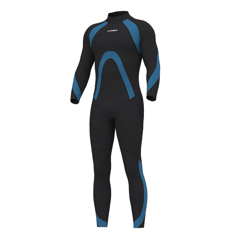 3MM Neoprene Snorkeling Wetsuit Surfing Swimming Scuba Keep Warm Hunting Diving Suit Water Sports Spearfishing Triathlon Suit