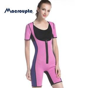 Postpartum Belt Bandage Slimming Corset Neoprene Body Shaper for Lose Weight Sauna Effect Hot Pregnancy Sport Suit