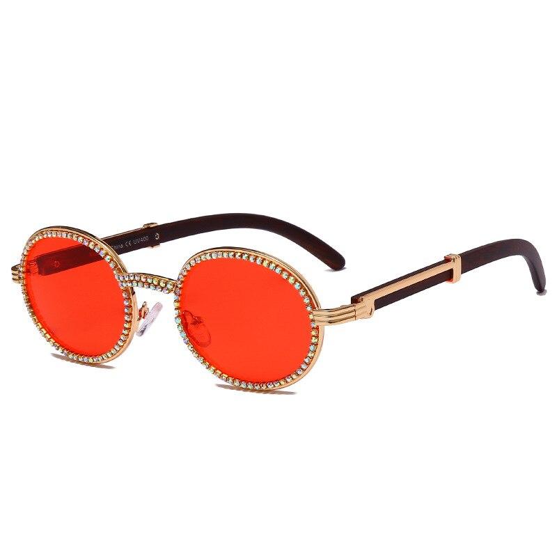Новинка 2021 Солнцезащитные очки женские очки солнцезащитные очки с бриллиантами тонкие солнцезащитные очки для очков мужские ретро индивид...