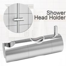 25mm ABS Chrome support de tête de douche salle de bain support de douche support barre coulissante accessoires de robinet de salle de bain
