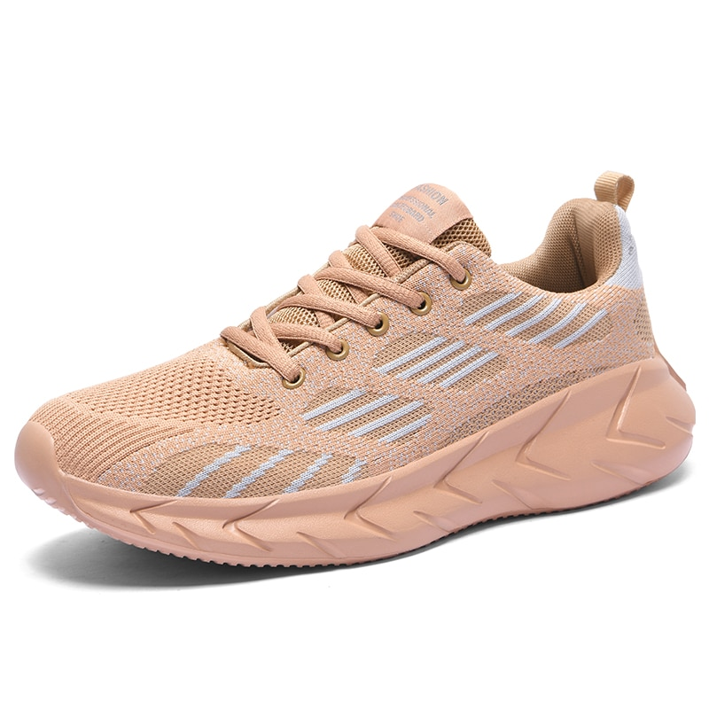 2021 Summer Men's Mesh Running Sneaker Outdoor Lightweight Breathable Sports Shoes Fashion Casual Tennis Athletic Shoes Big Size