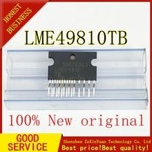 2 PCS/LOT LME49810TB LME49810 LME49810TB/NOPB 100% Nouveau Original