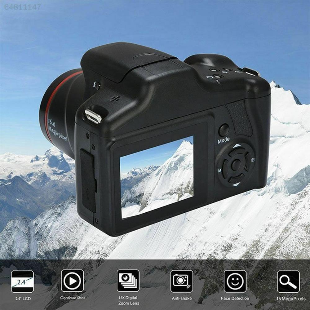 16 Miljoen Pixel Thuis Dslr Camera Digitale Dslr Camera Dslr Film Camera Hd 1080P Hoge Digitale Resolutie Camera 16X zoom enlarge