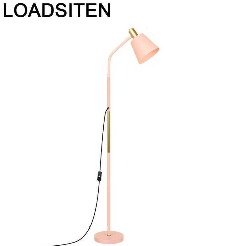 Lámpara De Pie moderna Para Sala De estar, lámpara De Pie Para...
