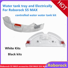Original s5max water vacuum cleaner, electronically controlled water tank and water tank tray for ro
