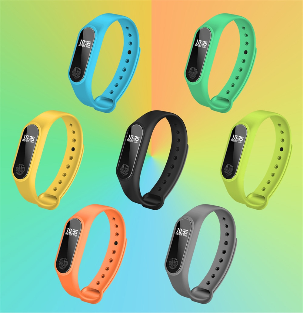 Reloj inteligente para los hombres recordatorio podómetro con vibración Cálculo de consumo de calorías dormir seguimiento dispositivo Bluetooth portátil