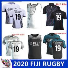 Fiji 7s 2019/2020 Home Rugby Jersey size S-M-L-XL-XXL-3XL-4XL-5XL