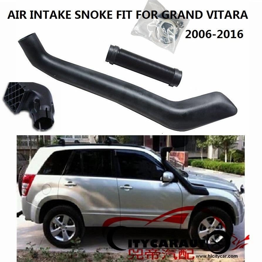 CITYCARAUTO RIGHT SIDE GRAND VITARA AIR INTAKE PIPE SNORKEL FIT FOR 2006-2016 SUZUKI GRAND VITARA MANIFOLD SNORKEL CAR STYLING