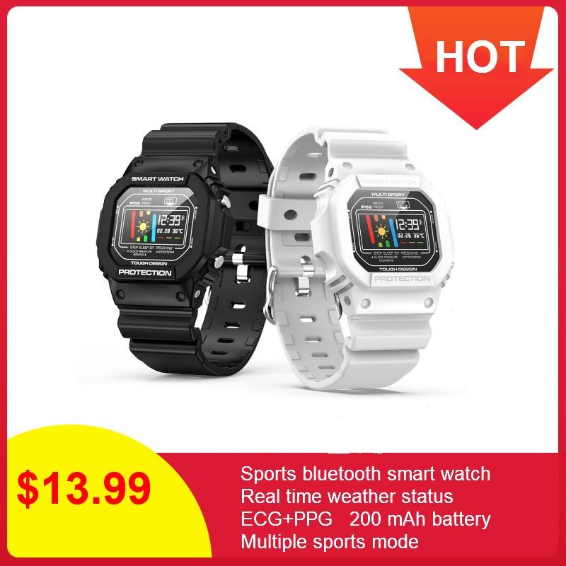 696 X12 ECG + PPG Smart Watch Ip68 relojes deportivos impermeables para Ios Monitor de ritmo cardiaco para Android Smartwatch de presión arterial