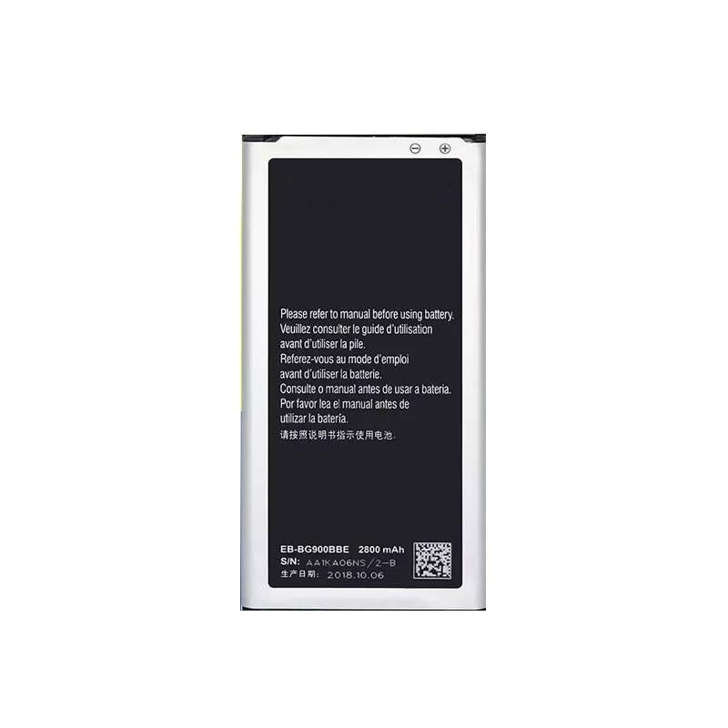 Литий-ионный аккумулятор для samsung Galaxy S5 S6 S8 S9 S10 S10e S10Plus Note4 Note5 Note9 Note9