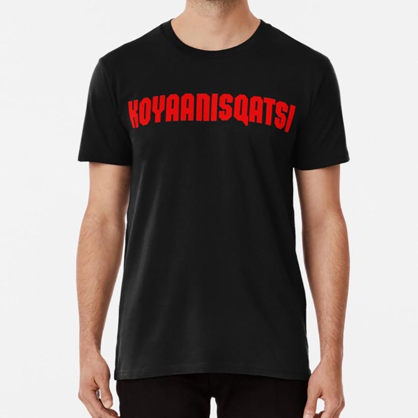 KOYAANISQATSI T camisa koyaanisqatsi baraka samsara
