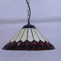 European Lamp Creative Art Red Dragonfly Glass Pendant Lamp Home Decor Light Fixtures Hotel Studio Lamp deco maison