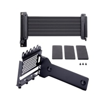 Anti Interference GPU Extension Line Computer PCI-E X16 Vertically VGA Card Graphics Card Bracket Se