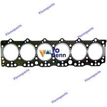 ل ايسوزو 6BD1 الاسطوانة طوقا 5-12111-068-2 5-12111-753-0 1-12111-777-0 ل SBR FBR YBR شاحنة أجزاء إصلاح المحرك