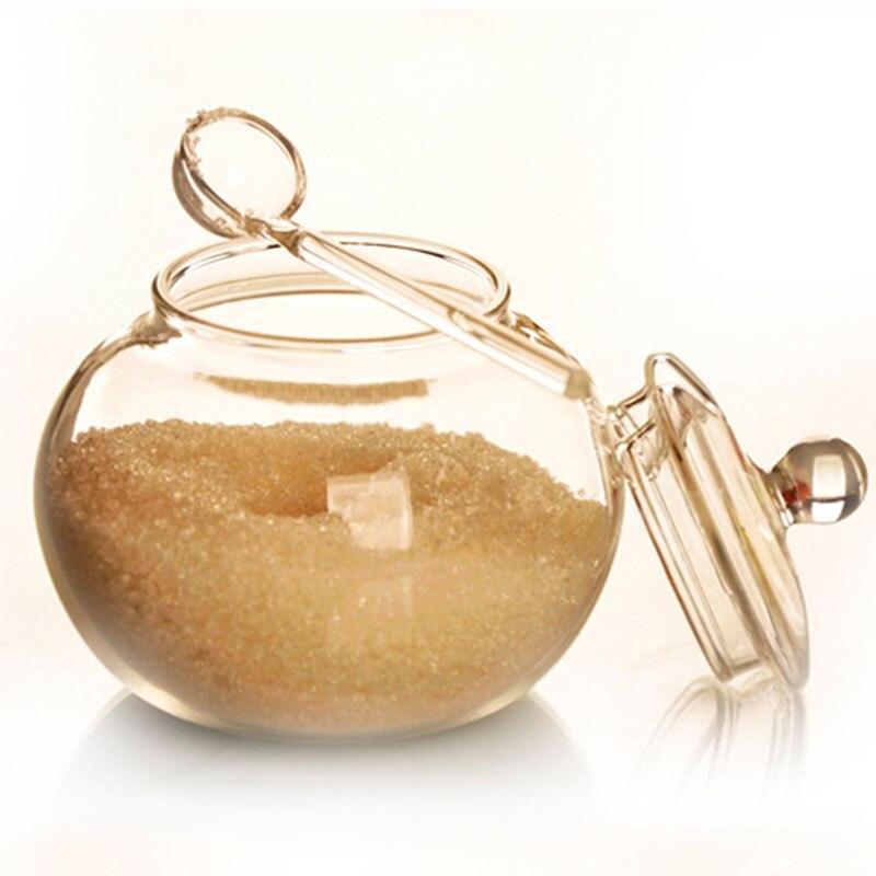 Стеклянные стеклянные вазы Bormioli Rocco 250 мл, Хрустальный сахарный горшок, банка для конфет, стеклянные шарики для цыплят, домашняя цилиндрическая глазировка, для дома
