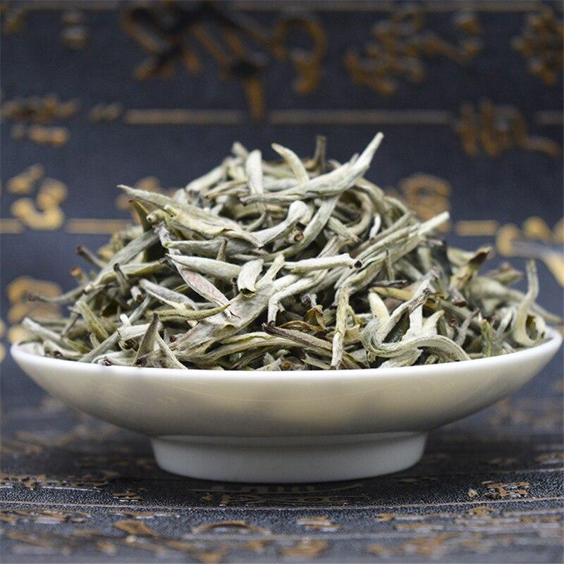 250g Chinese White Tea Grade Bai Hao Yin Zhen Silver Needle Tea For Weight Loose Tea Chinese Natural