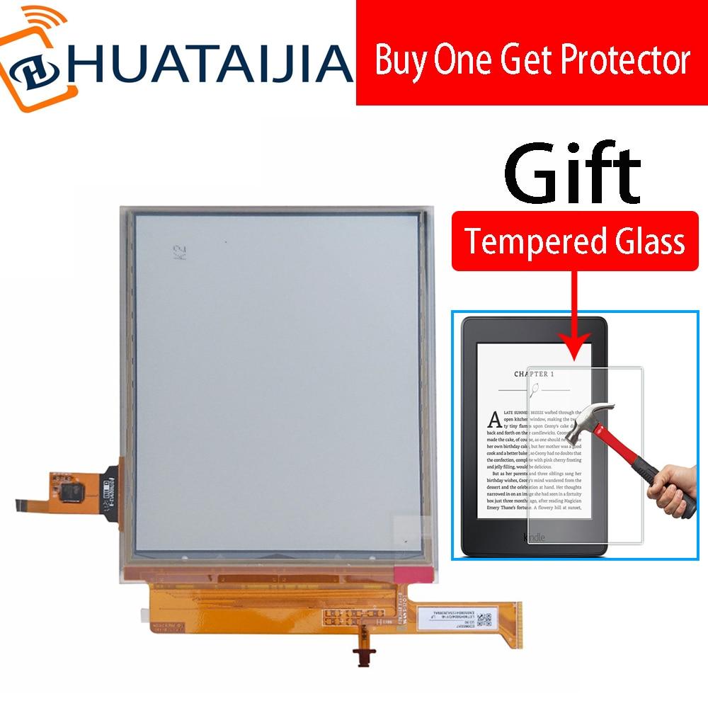 ED060XH7 100% новый Дисплей LCD + touch для ONYX BOOX Vasco da Gama onyx boox darwin 6 Сенсорная панель + ЖК-дисплей электронной книги Reader Eink Carta 2