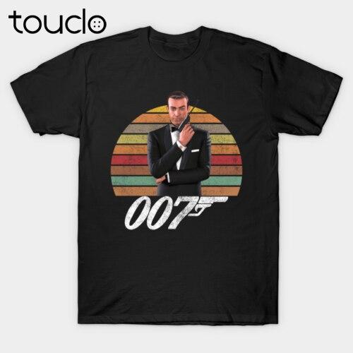 New Sean Connery James Bond Rip 1930 - 2020 T-Shirt Unisex S-5Xl