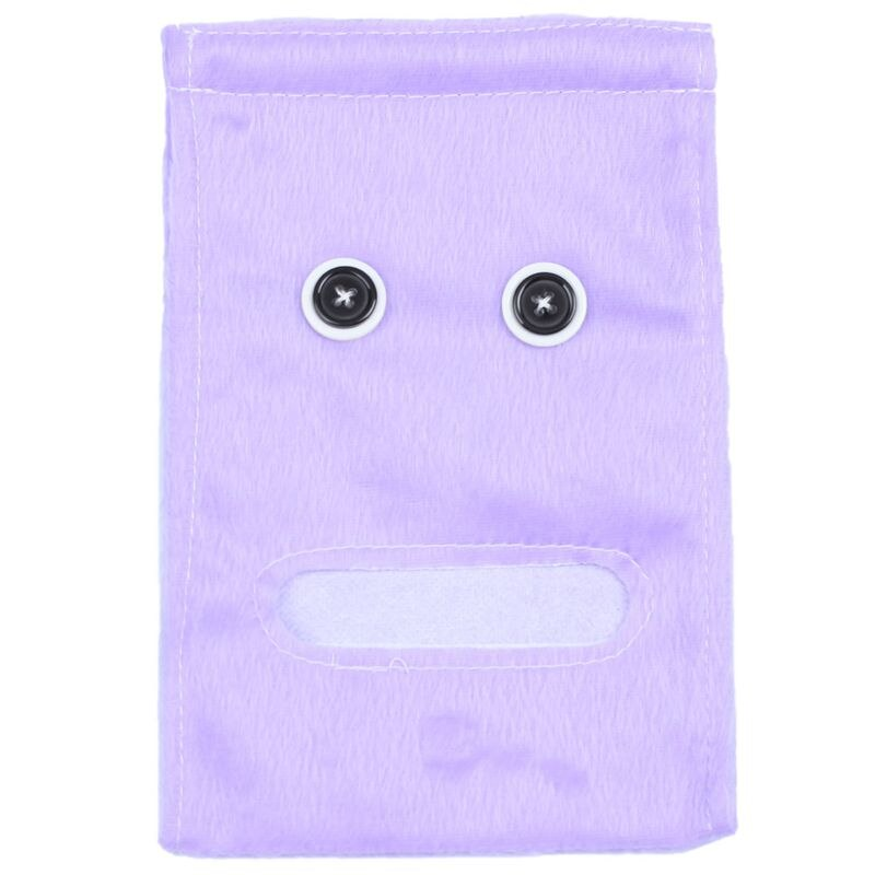 Promotion! Bathroom Cover Roll Box Plush Cloth Tissue Box Holder Toilet Paper bathroom/office/car/restaurant Hanging paper towel