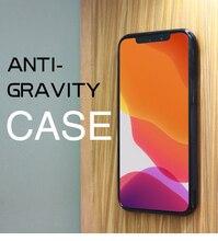 Coque Anti-gravité pour iPhone11 Pro coque de téléphone Anti-gravité