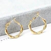 changyi 2021 trend party earrings women jewelry earrings amazing stud earrings for lady gift