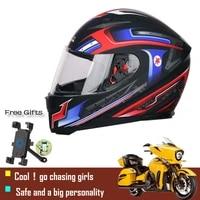 capacetes de bicicleta motorcycle helmet for man woman off road full cover helmets ciclismo casco