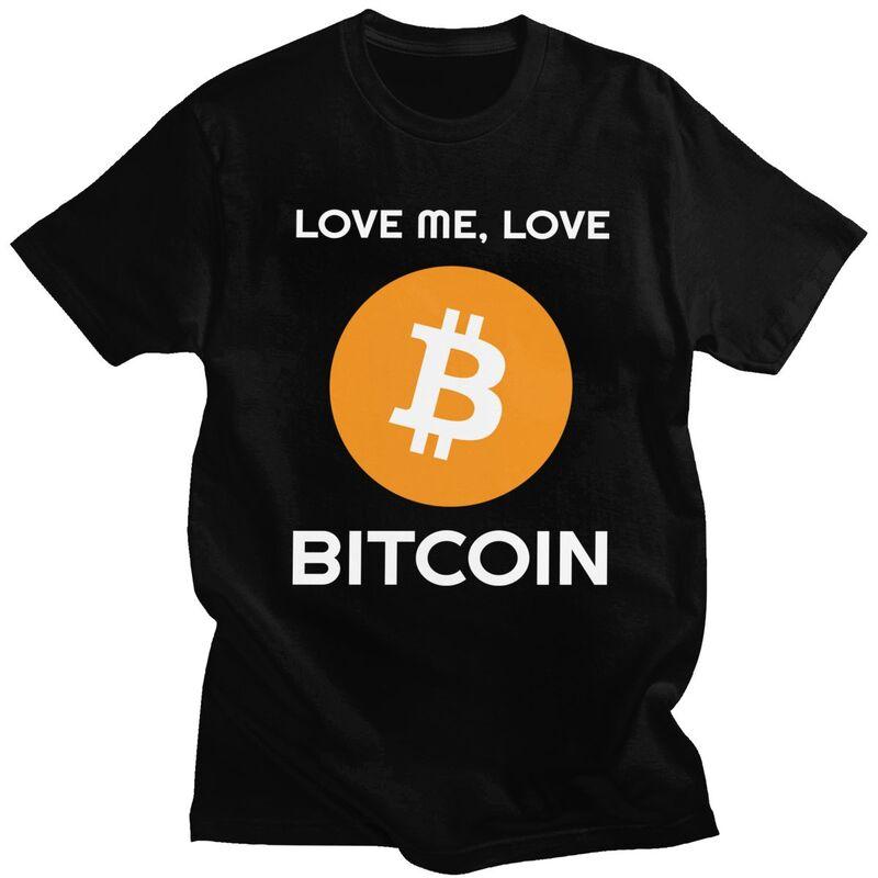 T-shirt manches courtes homme, classique, en coton, avec motif Love Me, pièce de monnaie, imprimé
