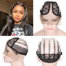 1Pcs Wig Net Cap Weaving Caps Ventilated Wig Cap With Wig Combs Hair Clip Wig Making Accessories Dom