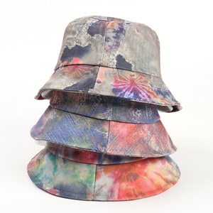 2021 four seasons Cotton print Bucket Hat Fisherman Hat outdoor travel hat Sun Cap for Men and Women 331
