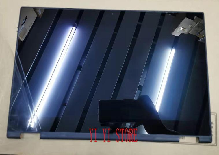 شحن مجاني حقيقية ل أيسر تدور 3 SP314-51 محمول اللمس محول الأرقام N17W5 LCD شاشة عرض الجمعية مع الإطار