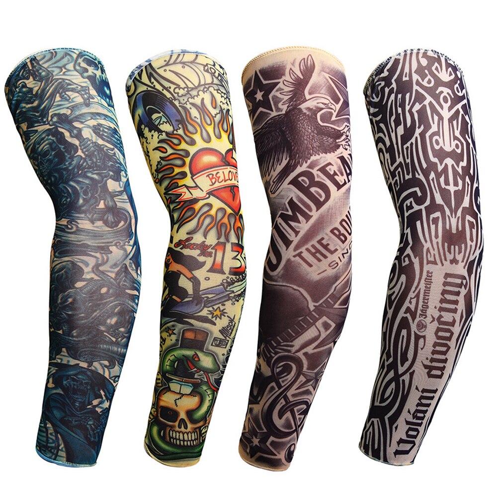 1 Uds manguito para ciclismo calentador de brazo manguito largo UV protector de brazo cobertor para el sol para ciclismo guante equipo de ciclismo