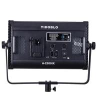 yidoblo a 2200ix daylight 5500k led video light 70w photograthic lighting fill light soft light