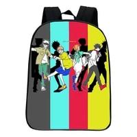 jujutsu kaisen backpack anime yuji itadori school backpacks bag teenagers cartoon cosplay boys girls laptop bags travel rucksack