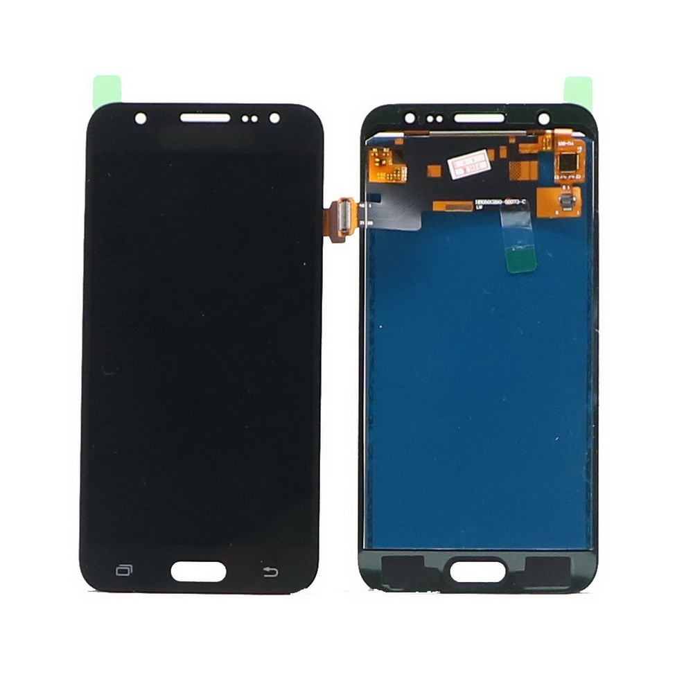 LCD 100% probado para Samsung Galaxy J5 2015 J500 J500F J500FN J500H J500M LCD pantalla táctil montaje digitalizador con marco