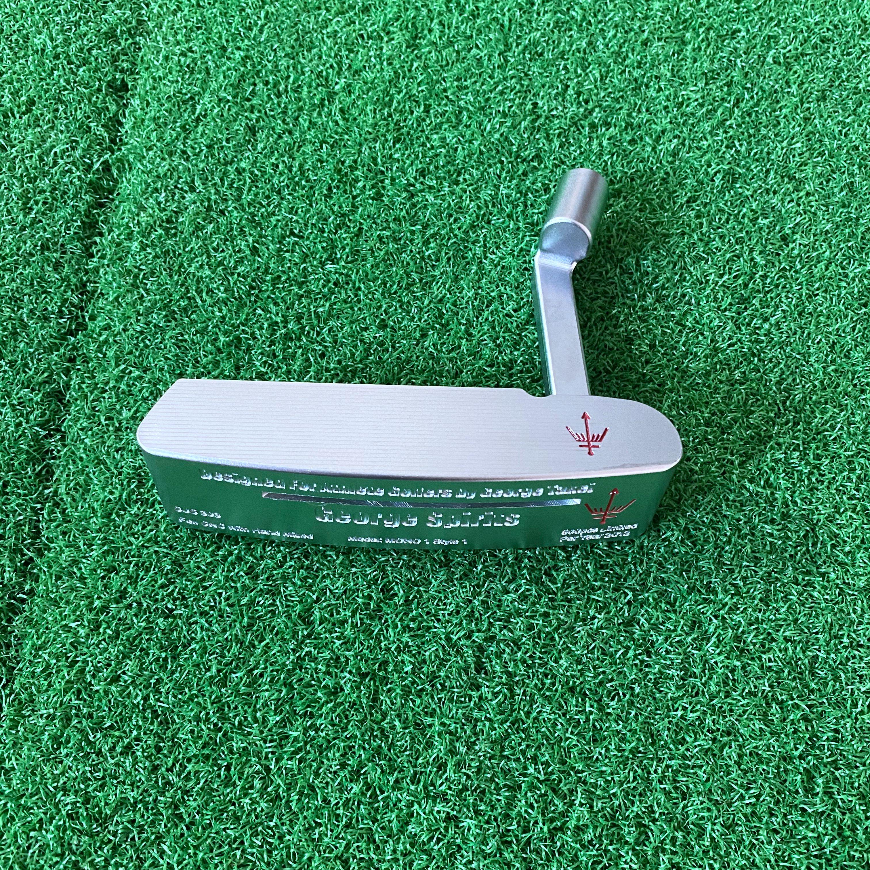 Новинка клюшка для клюшки для гольфа только для мужчин Джордж Духи Лофт 3 без клюшки Бесплатная доставка Мягкий Утюг