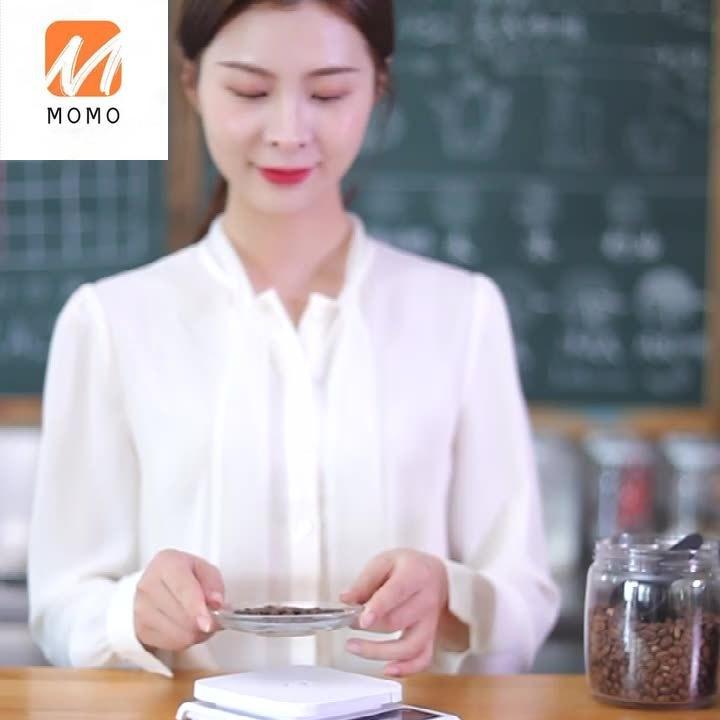Самый надежный производитель, силиконовый коврик, цифровые весы для кофе, цифровые весы для кофе, кухонные весы