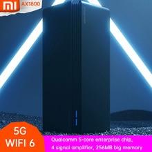 Nieuwe Mi Xiaomi Router AX1800 Wifi 6 5-Core 256M Geheugen Mesh Thuis Iot 4 Signaal Versterker 2.4G 5 Ghz Zowel 2 Pa Lna Dual-Band Ofdma