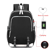 Prilagodite ruksak sa slikom logotipa za žene i muškarce, višenamjenski ruksak za prijenosno računalo za punjenje, školska torba za dječake i djevojčice