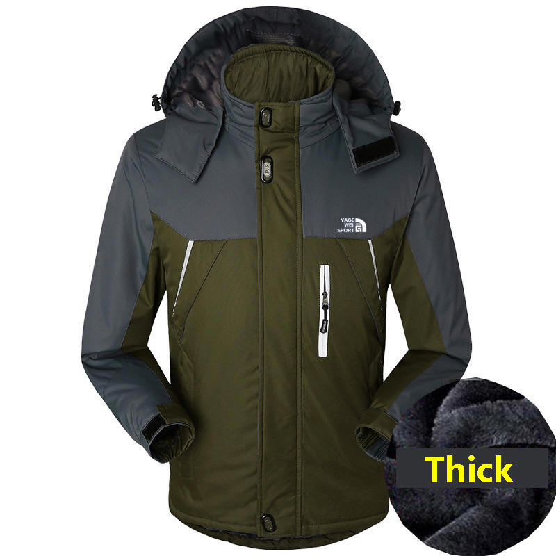 2021 New Thermal Winter Ski Suit Men Women Windproof Waterproof Skiing and Snowboarding Jacket Pants Suit Male Snow Costume Wear