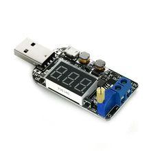 XY-UP USB Boost/Buck Netzteil Modul Input-DC-3.5-12V Output-DC-1.2-24V USB Step Up/Down Einstellbare Converter 50PB