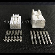 6 Hole 2.2mm MG651044 MG 651044 Automotive Wire Connector Cable Plugs