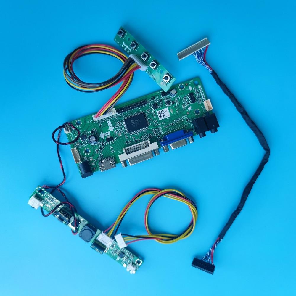 Driver M.NT68676 مجموعة لوحة جهاز تحكم بالشاشة ل M190EG02 V9 1280*1024 19