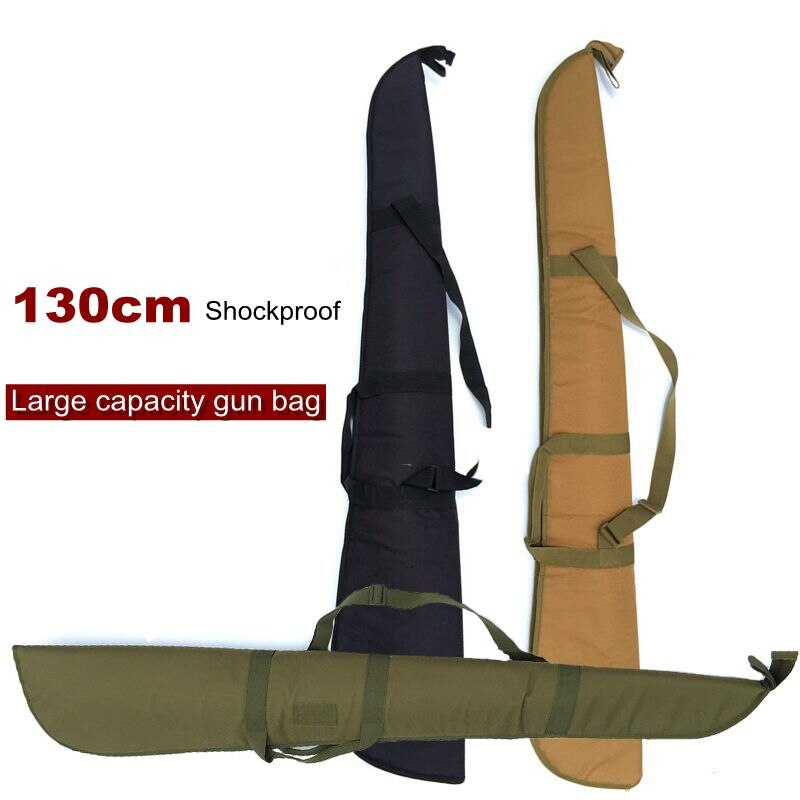 Sniper Airsoft Carry Arma Shotgun Rifle Caso de Arma Tática militar Mochila Exército saco de Tiro de Caça Acessórios de Pesca Saco