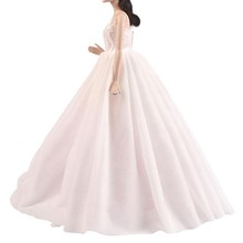 High Quality Handmade Doll Wedding Dress Doll Accessories Gift Fantasy Toys Best Ornaments Baby Gift